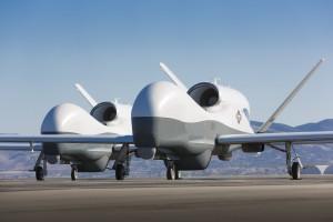 The MQ-4C / Northrop Grumman